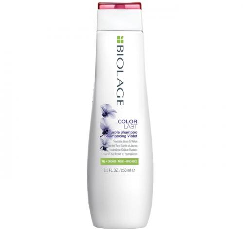 Неутрализиращ шампоан против топли оттенъци 250 мл Biolage ColorLast Purple Shampoo
