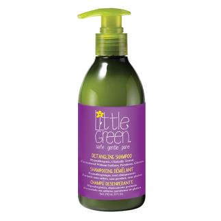 Шампоан за къдрава коса за деца 240 мл Little Green Detangling Shampoo