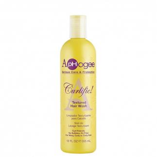 Шампоан за къдрава коса 355 мл ApHogee Curlific! Textured Hair Wash