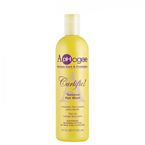 Шампоан за къдрава коса 355 мл ApHogee Curlific! Textured Hair Wash