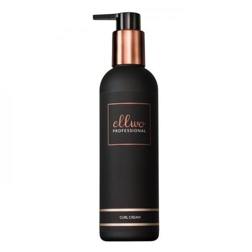 Термозащитен крем за оформяне на къдрици Ellwo Curl Cream 250 мл