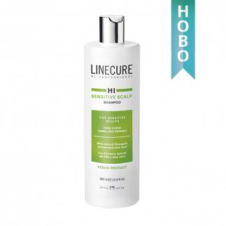 Шампоан за успокояване на чувствителен скалп 300 мл Linecure Sensitive Scalp Shampoo