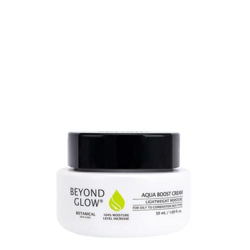 Луксозен крем за лека хидратация 50 мл BEYOND GLOW Aqua Boost Cream за мазна и комбинирана кожа