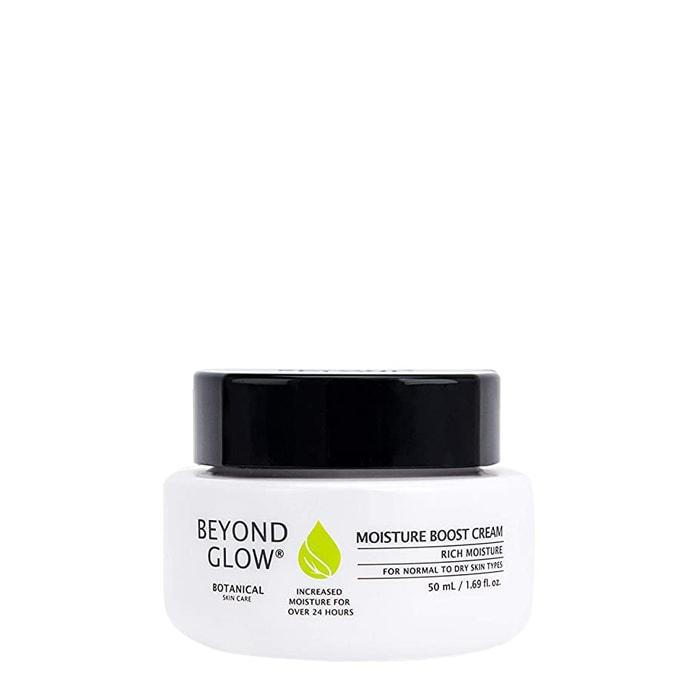 Луксозен крем за екстремна хидратация 50 мл BEYOND GLOW Moisture Boost Cream за нормална и суха кожа
