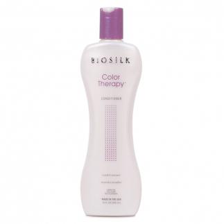 Балсам за боядисана коса с копринени протеини 355 мл BioSilk Color Therapy Conditioner