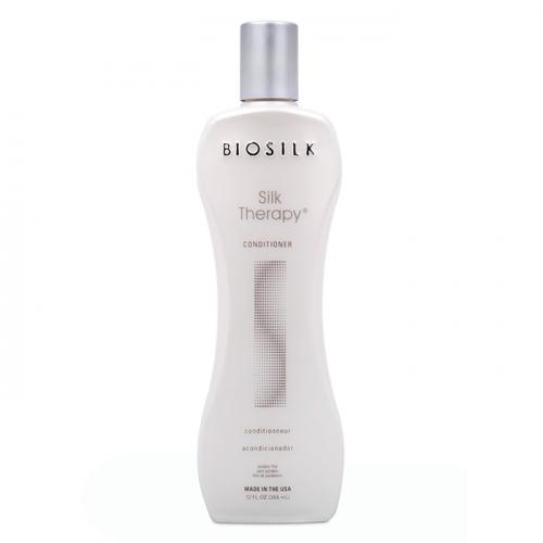 Балсам с копринени протеини за хидратация на косата 355 мл BioSilk Silk Therapy Conditioner
