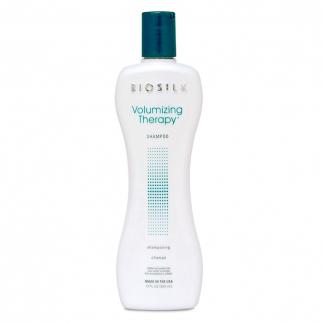 Шампоан за обем с копринени протеини BioSilk Volumizing Therapy Shampoo 355 мл