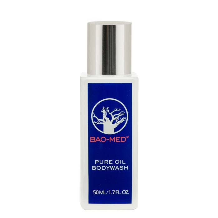 Хидратиращ душ-гел с масла от баобаб и маслина 50 мл Mediceuticals Bao-Med Pure Oil Bodywash