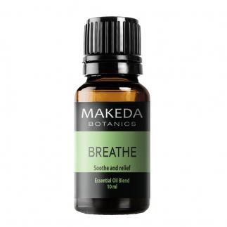 Композиция етерични масла за по-лесно дишане MAKEDA Botanics Breathe 10 мл