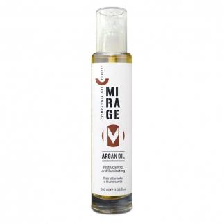 Възстановяващо и озаряващо олио с арганово масло 100 мл Compagnia Del Colore Mirage Oil