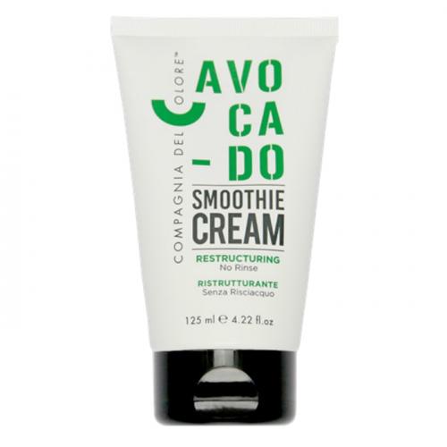 Смути Авокадо за изтощена коса 125 мл Compagnia Del Colore Smoothie Cream Avocado