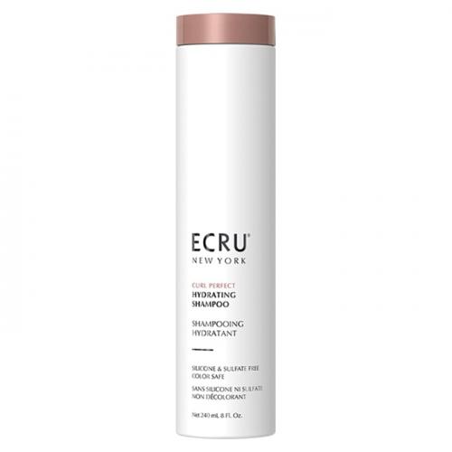 Хидратиращ шампоан за къдрава коса 240 мл ECRU New York Hydrating Shampoo
