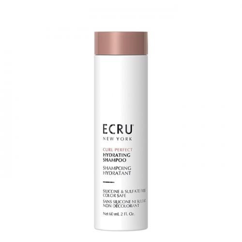 Хидратиращ шампоан за къдрава коса 60 мл ECRU New York Hydrating Shampoo