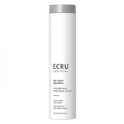 Ежедневен лек подхранващ шампоан 240 мл ECRU New York Sea Clean Shampoo