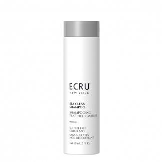 Ежедневен лек подхранващ шампоан 60 мл ECRU New York Sea Clean Shampoo