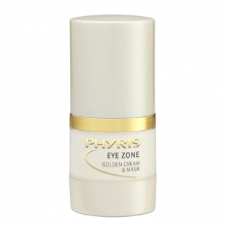 Златен крем и маска за околоочния контур 30+ 15 мл PHYRIS Eye Zone Golden Cream & Mask