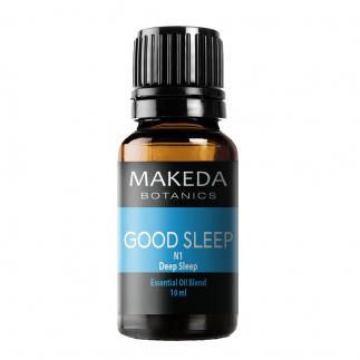 Композиция етерични масла за добър сън MAKEDA Botanics Good sleep Deep Sleep N1 10 мл