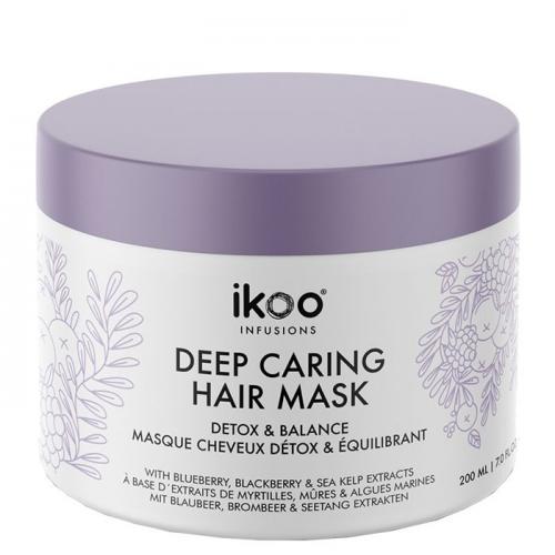 Детоксикираща маска IKOO Deep Caring Mask Detox and Balance 200 мл