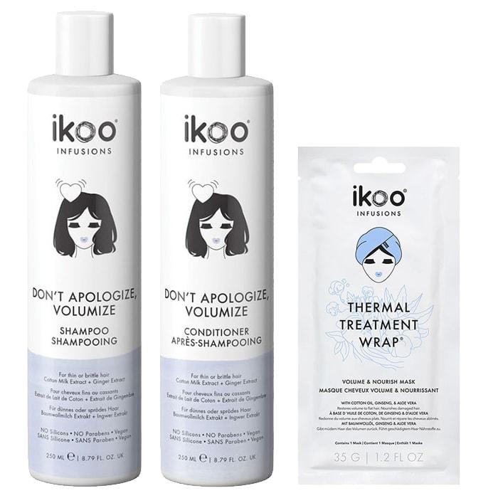 Комплект за обем IKOO Don't Apologize, Volumize