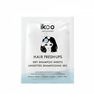 Кърпичка сух шампоан IKOO Hair Fresh Ups Dry Shampoo Sheet
