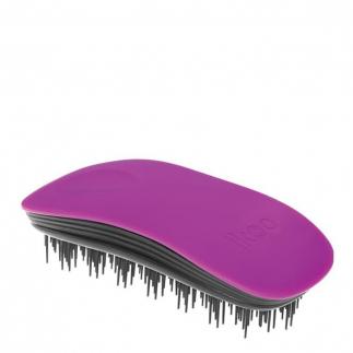 Четка за коса IKOO Sugar Plum (черна основа)