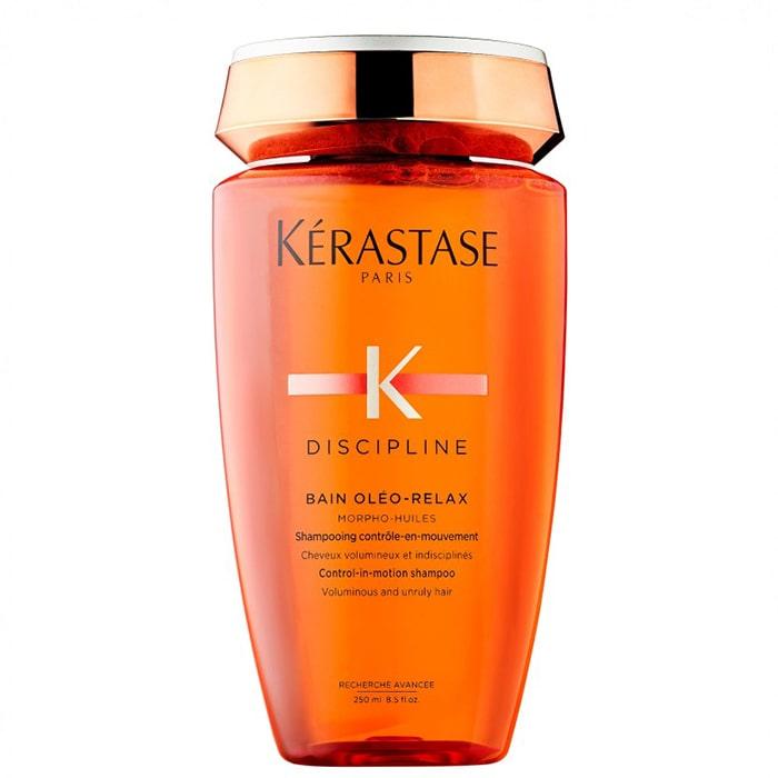 Изглаждащ шампоан за суха и непокорна коса 250 мл Kerastase Discipline Bain Oleo Relax