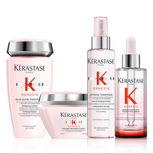 Комплект за тънка и суха коса Kerastase Genesis