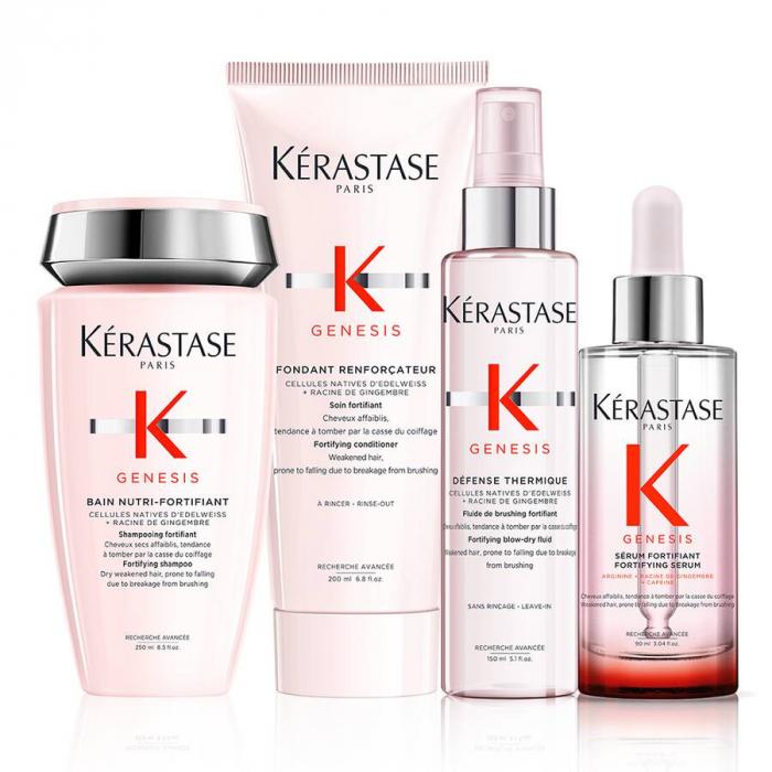 Комплект за нормална до суха коса Kerastase Genesis