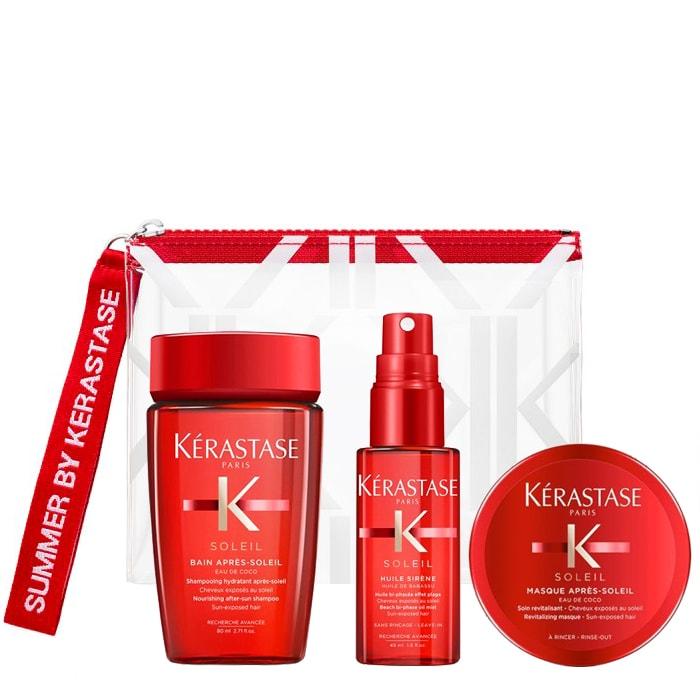 Слънцезащитен комплект за път Kerastase Soleil Travel Set