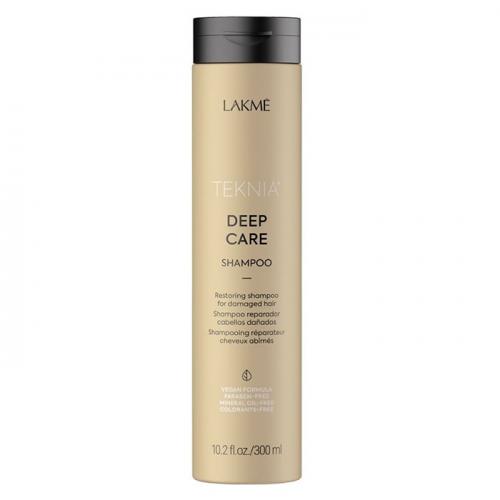 Възстановяващ шампоан за изтощена коса LAKME Deep Care 300 мл