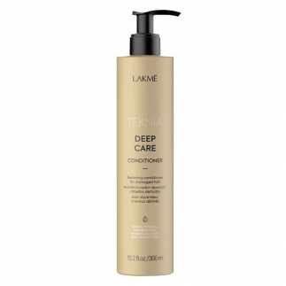 Възстановяващ балсам за изтощена коса LAKME Deep Care Conditioner 300 мл