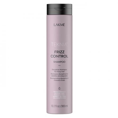 Изглаждащ шампоан LAKME Frizz Control Shampoo 300 мл