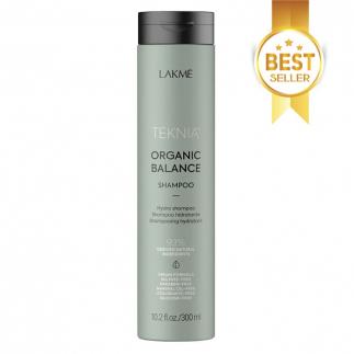 Хидратиращ шампоан LAKME Organic Balance Shampoo 300 мл