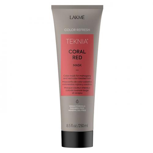Оцветяваща маска LAKME Coral Red Mask 250 мл
