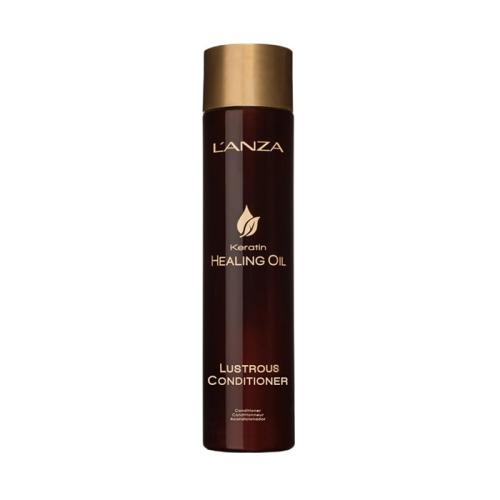 Възстановяващ балсам с кератин за изтощена коса 250 мл LANZA Keratin Healing Oil