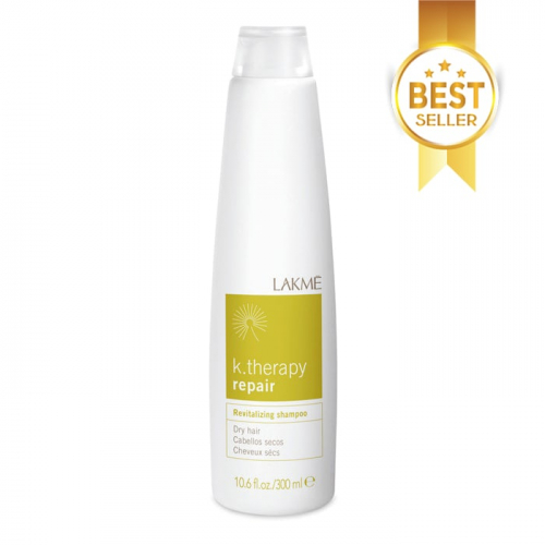 Ревитализиращ шампоан за суха коса LAKME Repair 300 мл