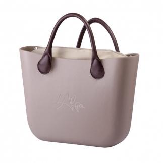 Луксозна дамска чанта L'Alga