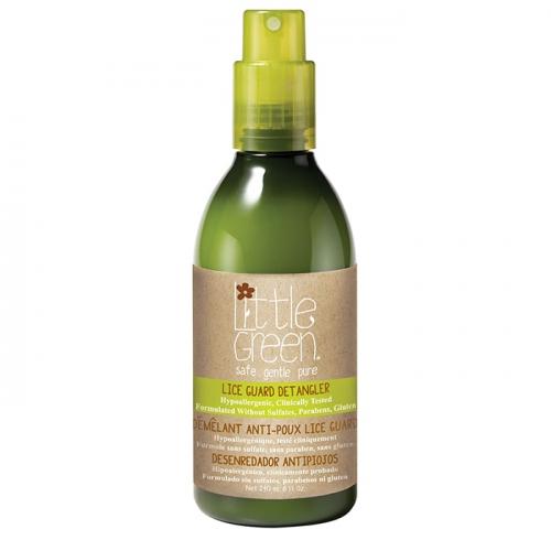 Подхранващ спрей-балсам против въшки 240 мл Little Green Kids Lice Guard Detangler