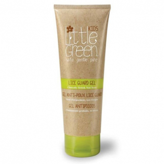 Стилизиращ гел против въшки Little Green Kids Lice Guard Gel 125 мл