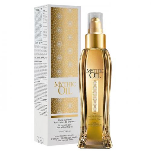 Митично олио за всеки тип коса Loreal Professionnel Mythic Oil 100 мл