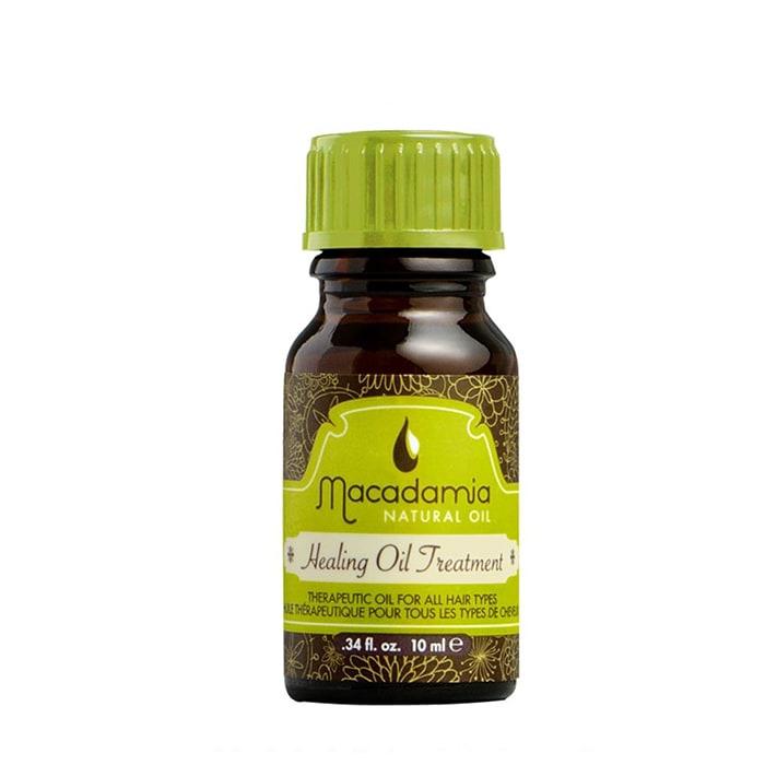 Лечебно олио за всеки тип коса Macadamia Healing Oil Treatment 10 мл