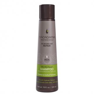 Шампоан за възстановяване на изтощена плътна коса 300 мл Macadamia Ultra Rich Repair