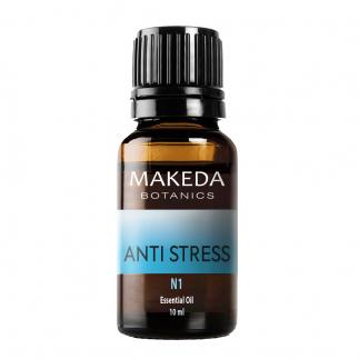 Композиция етерични масла при стрес  Мakeda Botanics Anti stress N1 10 мл
