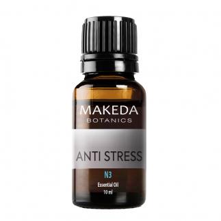 Композиция етерични масла при стрес  Мakeda Botanics Anti stress N3 10 мл