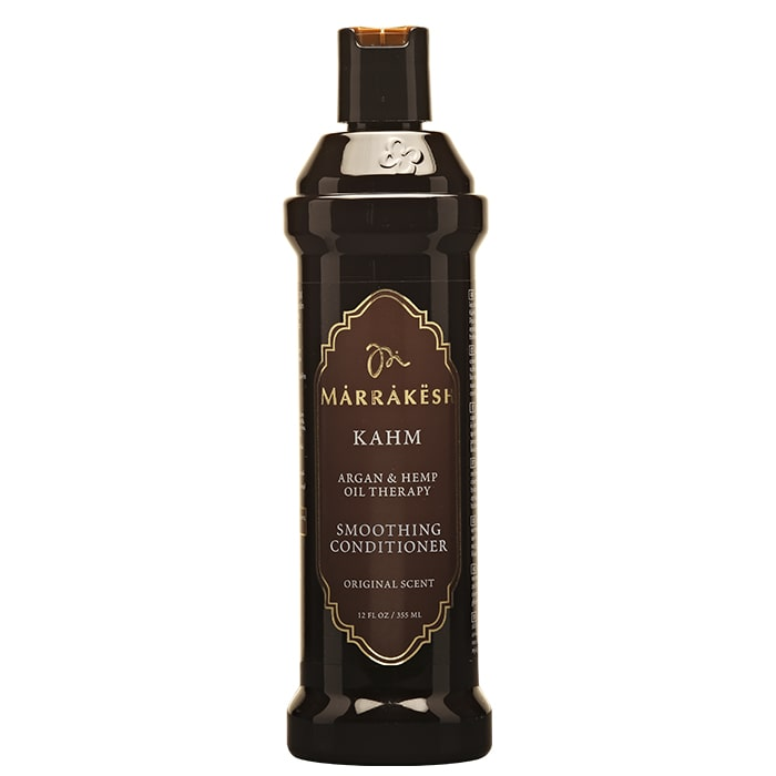 Балсам за изглаждане с конопено и арганово масло 355 мл Marrakesh Kahm Smoothing Conditioner