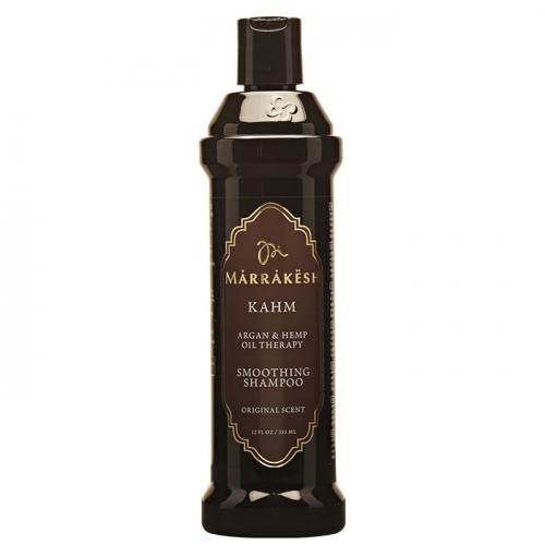 Шампоан за изглаждане с конопено и арганово масло 355 мл Marrakesh KaHm Smoothing Shampoo