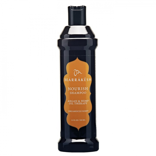 Подхранващ шампоан с конопено и арганово масло 355 мл Marrakesh Nourish Daily Dreamsicle