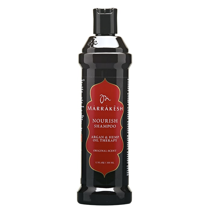 Подхранващ шампоан с конопено и арганово масло 355 мл Marrakesh Nourish Daily Original