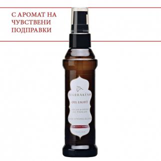 Лек еликсир с конопено и арганово масло 60 мл Marrakesh Oil Light Hair Styling Elixir Original