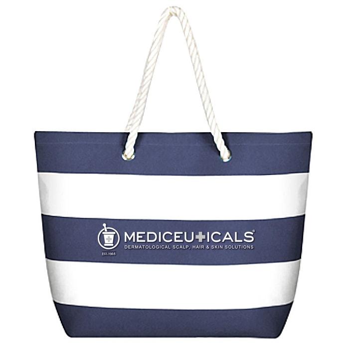 Плажна чанта с брандирано лого Mediceuticals